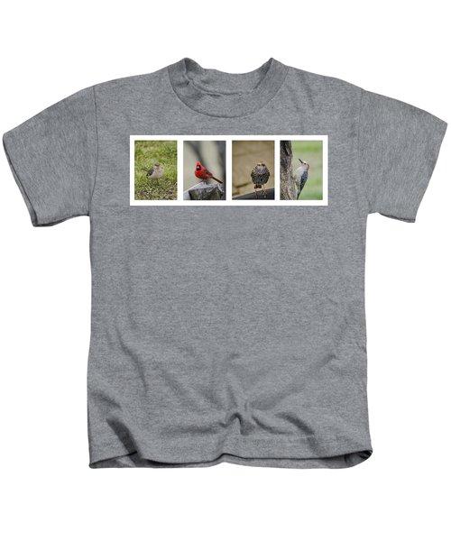 Backyard Bird Series Kids T-Shirt