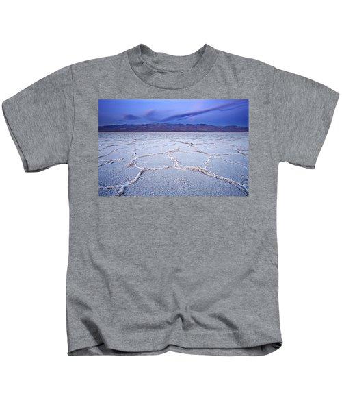Badwater Dawn Kids T-Shirt