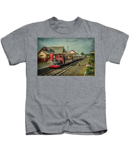 Bala Lake Railway Kids T-Shirt