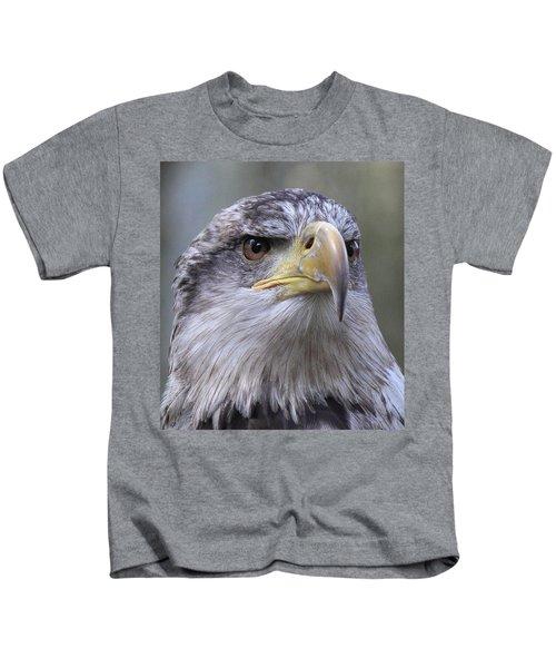 Bald Eagle - Juvenile Kids T-Shirt