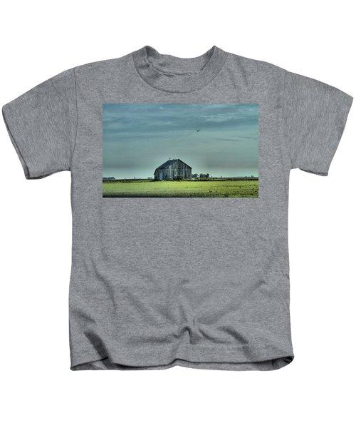The Flight Home Kids T-Shirt