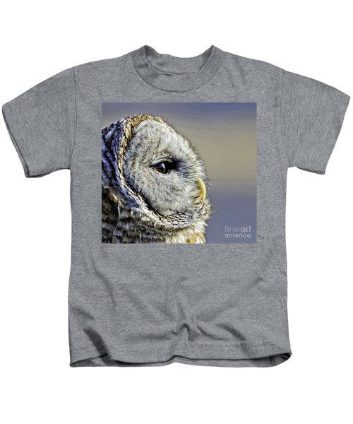Barred None Kids T-Shirt