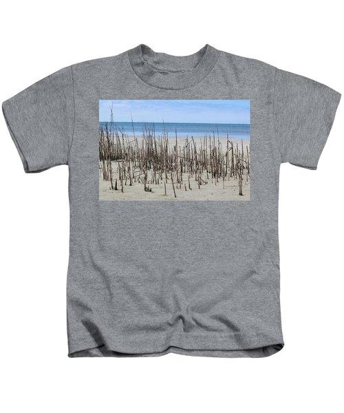 Beach Scene Kids T-Shirt