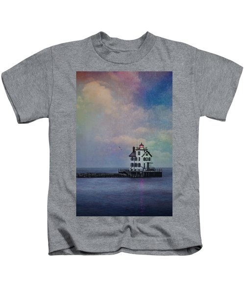 Beacon Of Light Kids T-Shirt