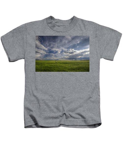 Beautiful Countryside Kids T-Shirt