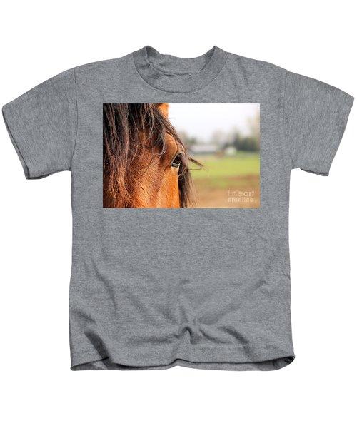 Beautiful Eye Kids T-Shirt