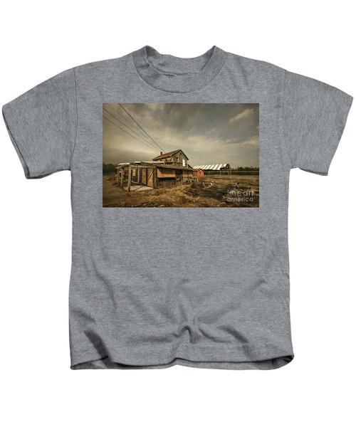 Before It Falls Apart Kids T-Shirt