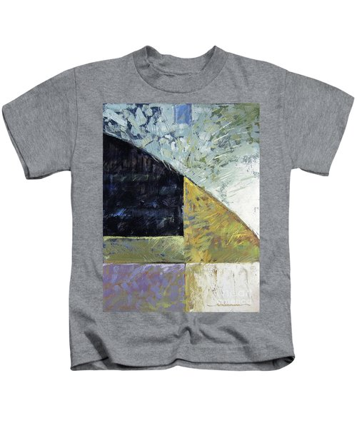 Bent On Abstraction Kids T-Shirt