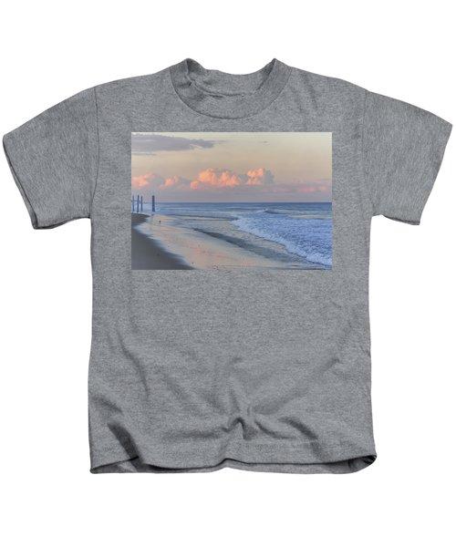Better Days Ahead Seaside Heights Nj Kids T-Shirt