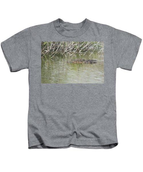 Kids T-Shirt featuring the photograph Bffs IIi by Susan Molnar