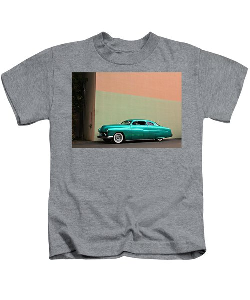 Big Green Merc Just Around The Corner Kids T-Shirt