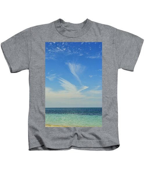 Bird Cloud Kids T-Shirt