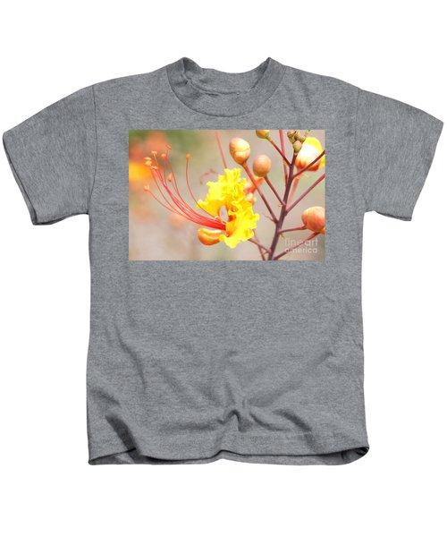 Bird Of Paradise Profile Kids T-Shirt