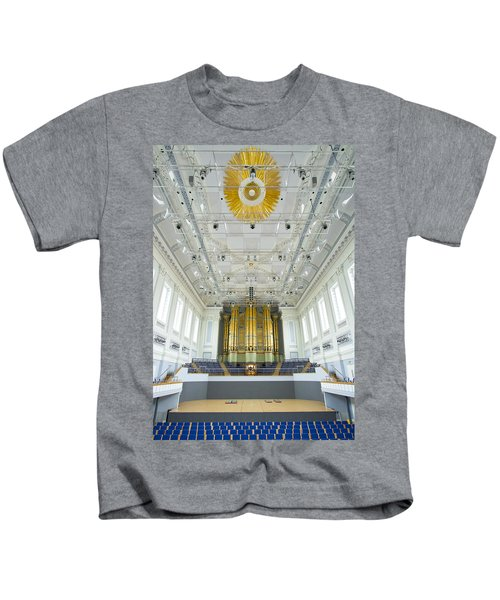 Birmingham Town Hall Kids T-Shirt