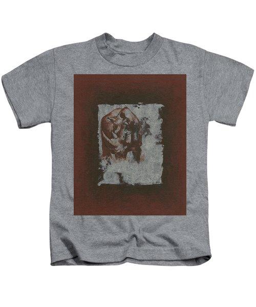 Black Rhino Kids T-Shirt