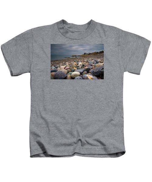 Black Rock Beach Kids T-Shirt