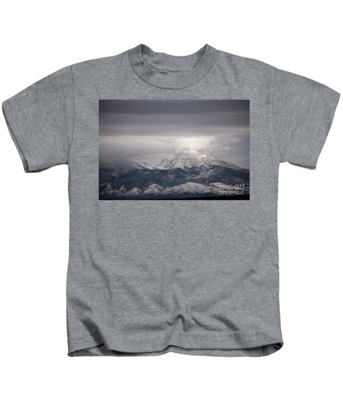 Blanca Peak Kids T-Shirt