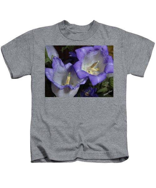 Blue Persuasion Kids T-Shirt