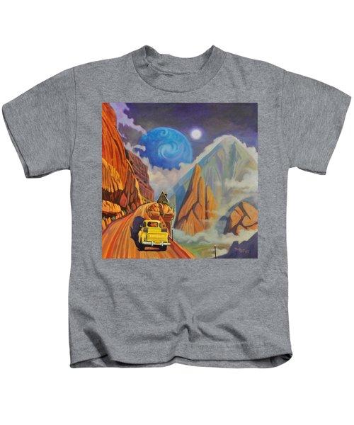Cliff House Kids T-Shirt