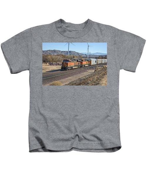 Bnsf 7454 Kids T-Shirt