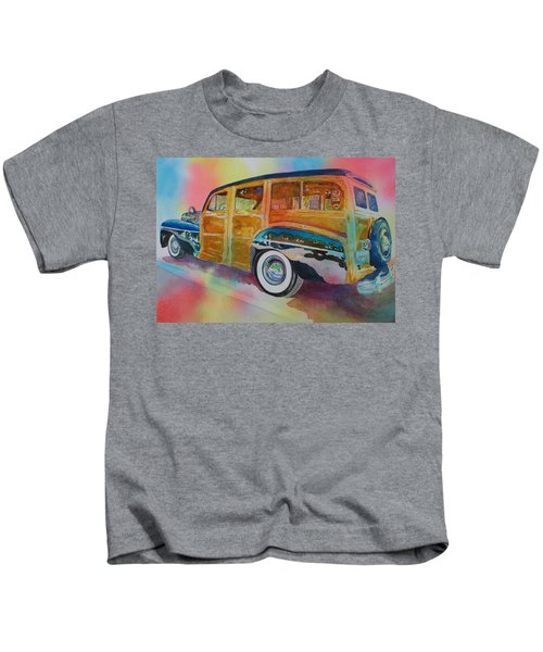 Boca Classic 42 Woody Kids T-Shirt