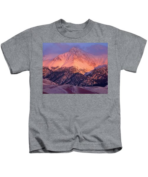 Borah Peak  Kids T-Shirt