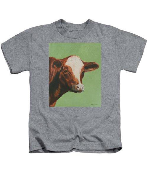 Bovine Beauty Kids T-Shirt