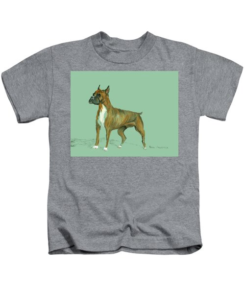 Boxer Kids T-Shirt
