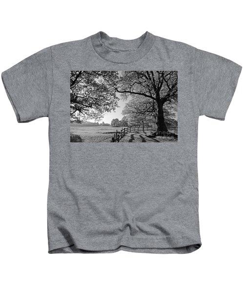 British Landscape Kids T-Shirt