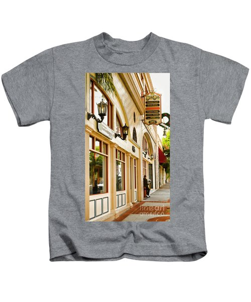 Brown Bros Building Kids T-Shirt