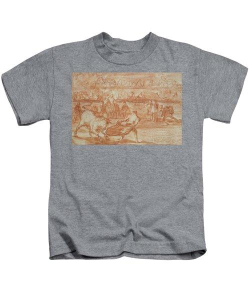 Bullfighting Kids T-Shirt
