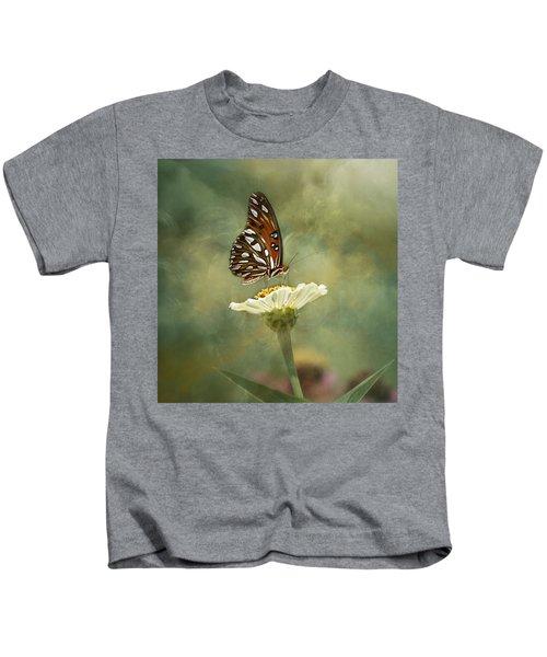 Butterfly Dreams Kids T-Shirt