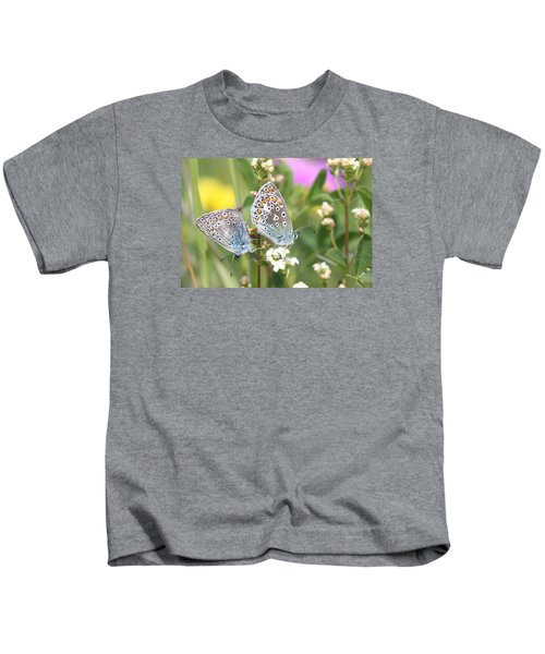 Butterfly Lovers Kids T-Shirt