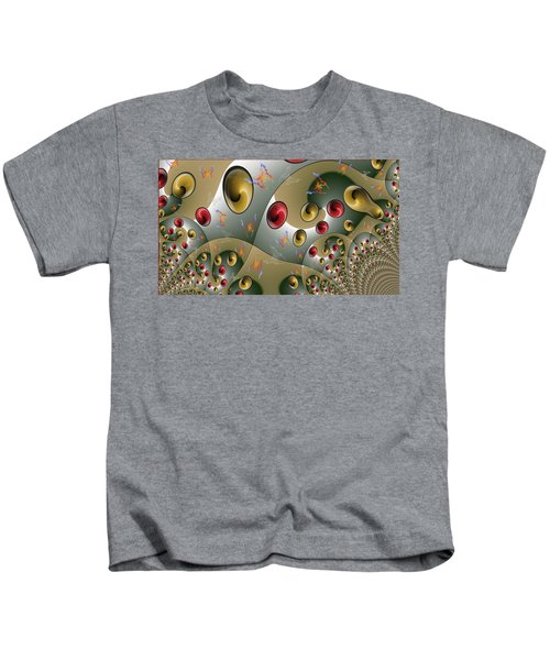 Butterfly Storm Kids T-Shirt