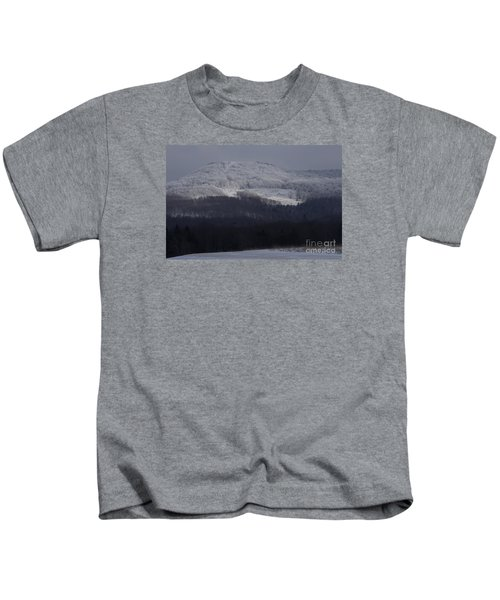 Cabin Mountain Kids T-Shirt