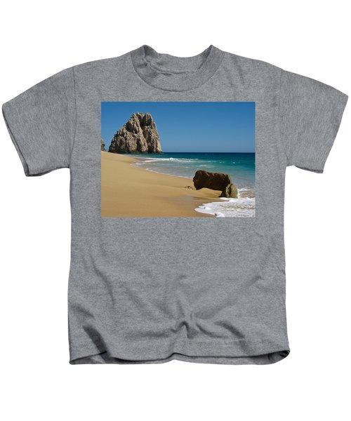 Cabo San Lucas Beach 1 Kids T-Shirt
