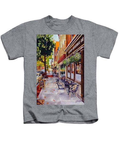 Cafe Nola Kids T-Shirt