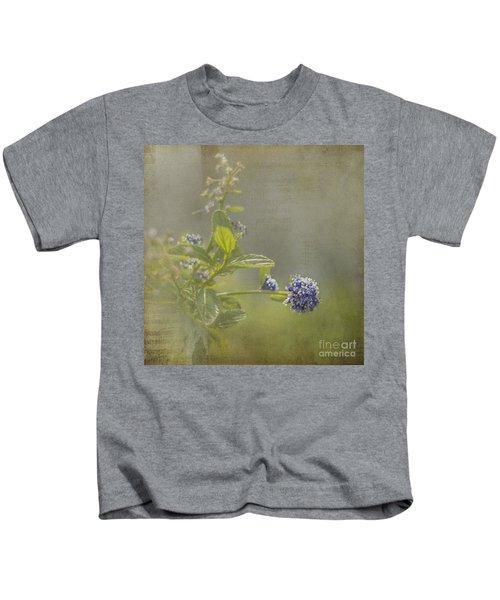 California Lilac Kids T-Shirt