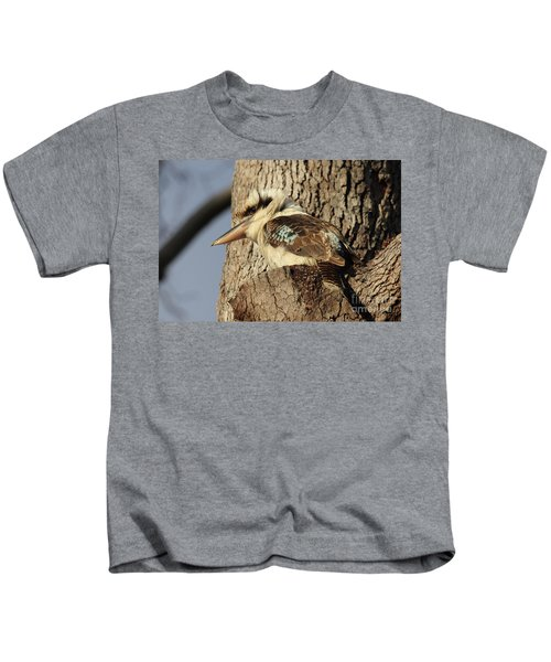 Can Anybody See Me? Kids T-Shirt