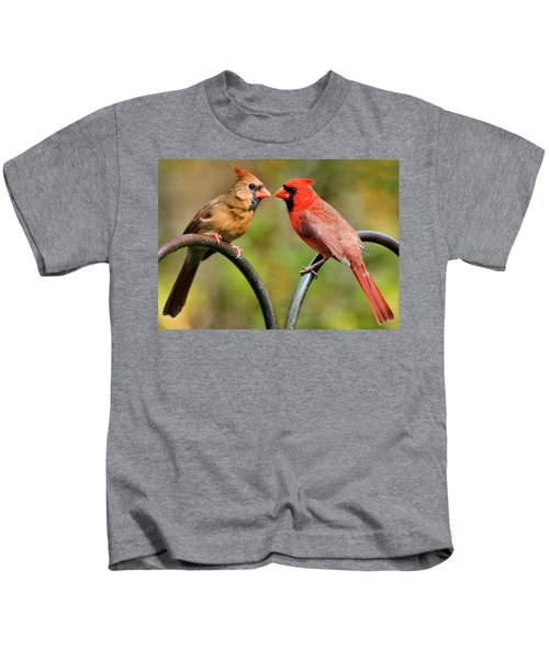 Cardinal Love Kids T-Shirt
