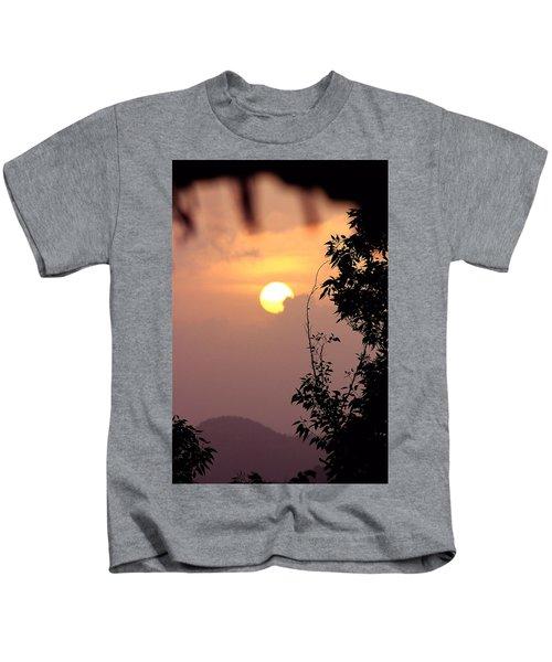 Caribbean Summer Solstice  Kids T-Shirt