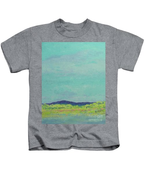 Carolina Spring Day Kids T-Shirt
