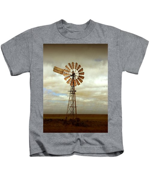 Catch The Wind Kids T-Shirt