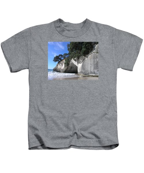 Cathedral Cove Kids T-Shirt