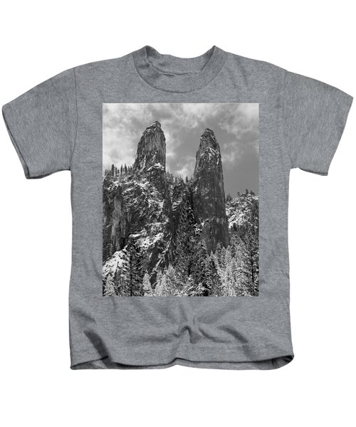 Cathedral Spires Kids T-Shirt