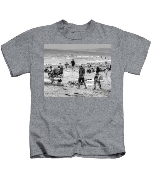 Caught Looking Kids T-Shirt