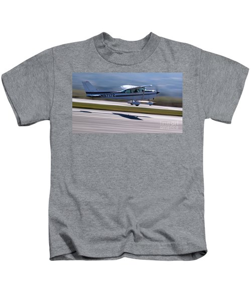 Cessna Takeoff Kids T-Shirt