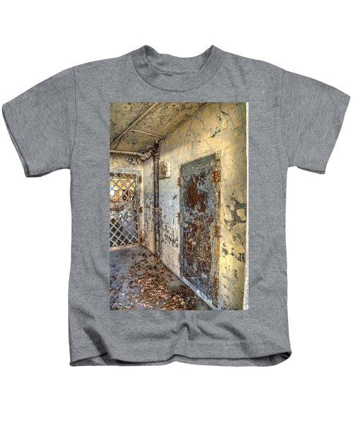 Chain Gang-2 Kids T-Shirt