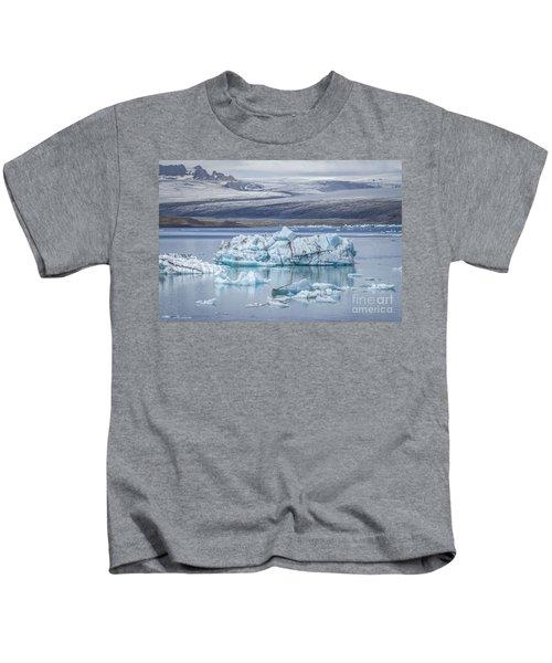 Chasing Ice Kids T-Shirt