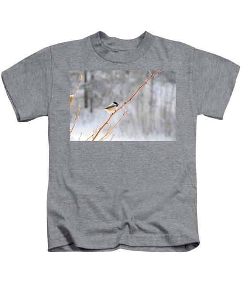 Chickadee Kids T-Shirt